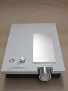 Luxman CL88 preamplifier.