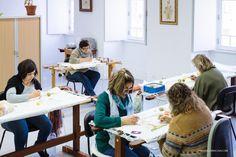 Bordados de Castelo Branco Embroidery Factory, Castelo Branco, 2016 - foto de Emanuele Siracusa para Nelson Carvalheiro Travel & Food y Centro de Portugal
