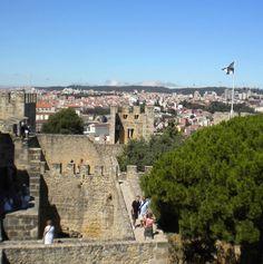 Castelo São Jorge de Lisboa