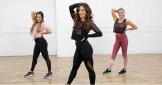 30-Minute Vixen Dance Workout   POPSUGAR Fitness #cardioworkoutdance