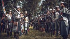 Moritz Jendral | ConQest 2016 – Part 03 Medieval Knight, Medieval Armor, Warhammer Fantasy, Conquest Of Mythodea, Renaissance, Fantasy Village, Landsknecht, Fantasy Armor, And So The Adventure Begins