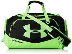 Under Armour Undeniable II Duffel Bag, Black/Hyper Green, Small Under Armour http://www.amazon.com/dp/B00OU6N5XE/ref=cm_sw_r_pi_dp_KMQVvb0CAQ9WB
