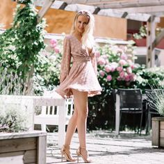 Imorgon drar jag till Marrakech med ett gäng härliga tjejer så taggad på att svänga omkring i klänning igen