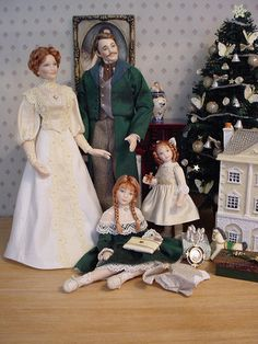 Toy dolls residences, all aspects old-fashioned timber houses to actually Barbie Dreamhouses. Victorian Dolls, Victorian Dollhouse, Antique Dolls, Vintage Dolls, Victorian Ladies, Dollhouse Family, Dollhouse Dolls, Miniature Dolls, Dollhouse Clothing