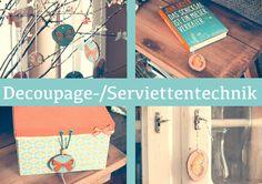 Shabby Chic & Vintage - Webseite der Buchautorin & Designerin Patricia Morgenthaler