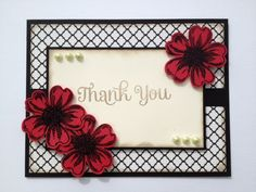 Stampin Up Flower Shop, Four You