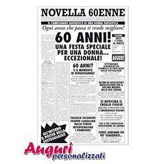 Biglietti Auguri Compleanno 60 Anni Con Mazzo Di Fiori Biglietti