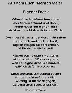 """Buchtitel """"Mensch Meier"""" Autor: Norbert van Tiggelen"""