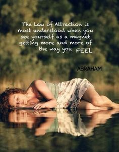 http://manimir.digimkts.com/  OMG Now I GET IT  The Law of Attraction is most understood, when you see yourself as a MAGNET, getting more and more of the Way YOU FEEL. #Abraham Hicks