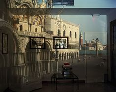 Abelardo Morell: The Universe Next Door, currently on view at The Art Institute of Chicago (through September 2), highlights the work of the Cuban-born American photographer