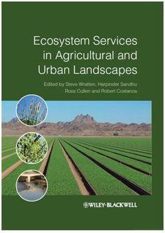 Ecosystem Services in Agricultural and Urban Landscapes - 1405170085…