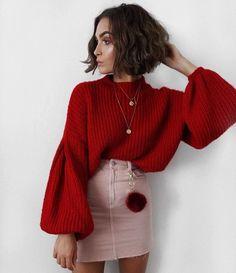 red+pink @lissyroddy