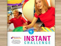Strengthen Your Team's Instant Challenge Skills - Destination Imagination Summer Camps For Kids, Summer Kids, Destination Imagination Instant Challenge, Math Stem, Cooperative Learning, School Days, Small Groups, Book Format, 21st Century
