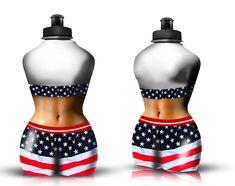 Bottles, Swimwear, Fashion, Bathing Suits, Moda, Swimsuits, Fashion Styles, Fashion Illustrations, Costumes