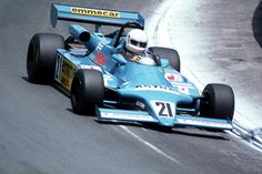 Piero Necchi - Lola T850 Hart - San Remo Racing Srl - XLII Grand Prix Automobile de Pau 1982 (c) Lola Heritage News