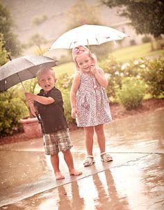 cute.....if its raining!