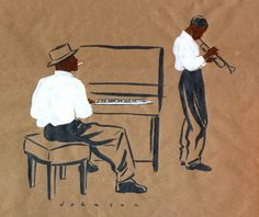 shiracoffee:        New York Jazz Festival