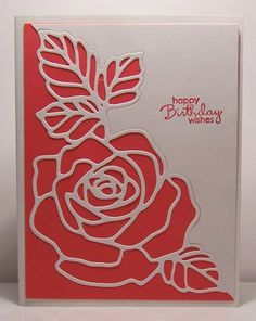 F4A319 Rose by snowmanqueen - Cards and Paper Crafts at Splitcoaststampers