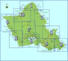 Oahu bike paths