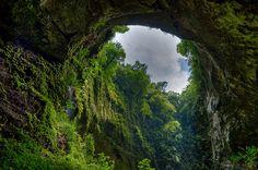 Caves at Camuy, Puerto Rico