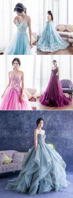 Anovia Bridal Collections – Fairy Tale Gowns Created For Dreamers!