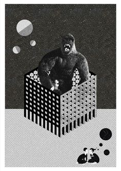 Aldo Rossi vs King Kong
