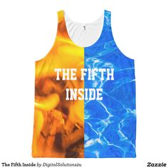 The Fifth Inside All-Over Print Tank Top