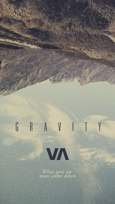 rvca - what goes up must come down #gravity