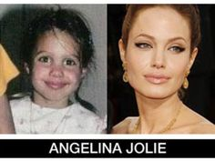 Young Celebrities Then and Now | Celebs then and now…(32 Photos)
