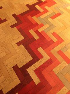 Flooring @ Stella McCartney