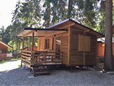 Casa mobile - Camping village Boscoblù