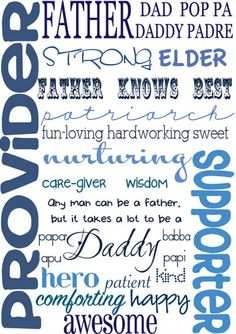 Happy Father's Day #HappyFathersDay #FathersDayCards