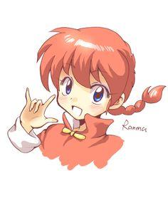 ranma-chan by ~RCTRancy