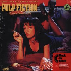 John Travolta & Uma Thurman & Quentin Tarantino & & 0 more - Pulp Fiction Pulp Fiction Soundtrack, John Travolta, Bruce Willis, Surf Music, Cd Music, Music Clips, Music Mix, Uma Thurman, Soundtrack
