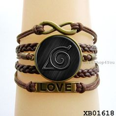 Gifts Naruto Bracelets Naruto Jewelry by GiftShop4You, $9.50