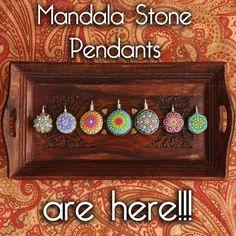 elspethmclean | MANDALA STONES
