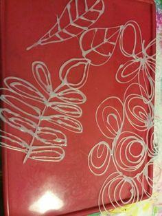 Glue stencils                                                                                                                                                                                 More