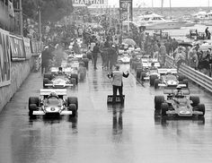 Monaco Grand Prix 1972 (J.-P. Beltoise last win for BRM)