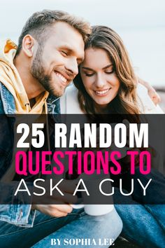 random questions to ask a guy 2020