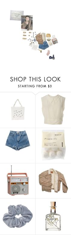 """we are born dying"" by hobibb ❤ liked on Polyvore featuring Chanel, CO, Jura, Levi's, Converse and Liana Clothing"