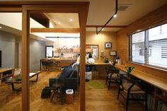 PHOTO – SHIBA-BOX – - 名古屋市の住宅設計事務所 フィールド平野一級建築士事務所
