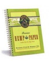 Hemp Paper Natural Tree Less Notebook Journal