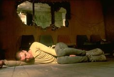 MARK RENTON x TRAINSPOTTING When it's the Monday after a long holiday and you have to go back to work