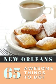 Travel to New Orleans and discover the 65 Awesome Things To Do in New Orleans I what to do in New Orleans I places to go in New Orleans I USA travel I top US destinations I things to do in Louisiana I places to visit in New Orleans I New Orleans attractions I attractions in New Orleans I activities in New Orleans I places to go in Louisiana I Louisiana travel I what to do in Louisiana I what to eat in New Orleans I #Louisiana #NewOrleans –By Wandering Wheatleys via @wanderingwheatleys Usa Travel Guide, Travel Usa, Travel Guides, Travel Tips, Cool Places To Visit, Places To Travel, Travel Stuff, Us Destinations, Amazing Destinations