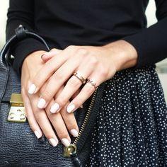Banneya London stacking ring | www.banneya.com Stacking Rings, Rings For Men, Wedding Rings, Engagement Rings, London, Jewelry, Fashion, Enagement Rings, Moda