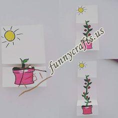 Fun games for kids Fun Games For Toddlers, Botany, Fun Crafts, Homeschool, Teaching, Creative, Plants, Crafting, Fun Diy Crafts