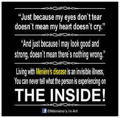 meniere`s disease awareness