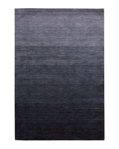 "Haze+Rug+by+Calvin+Klein+Home+at+Horchow. Indigo  Haze Runner, 2'3"" x 7'6""  $269"