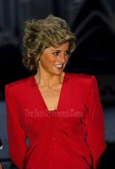 January 1988 Diana with Robert Hawke at Kirribilli House, Sydney, the official Sydney residence of Prime Minister