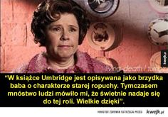 Ciekawe wypowiedzi aktorów z filmów o Harrym Potterze - Harry Potter Mems, Hahaha Hahaha, Polish Memes, Funny Mems, Smile Everyday, Harry Potter Universal, Life Humor, Hogwarts, Jokes